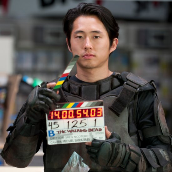 20 Times TWD Star Steven Yeun Was So Handsome, It Was Almost Deadly