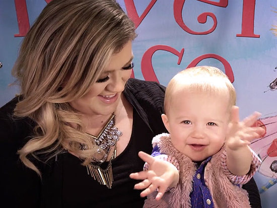 Kelly Clarkson Has Written a Children's Book All About Her Daughter - See the Adorable Announcement