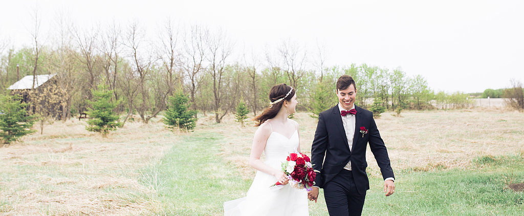 This Prairie Wedding Will Make You Want to Read Laura Ingalls Wilder Again