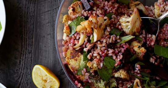 Grain-Based Salads That Seriously Satisfy