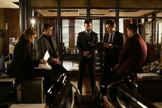 'Castle' Episode 8.11 Photos: Castle Entertains a Russian Security Officer Who May Be Involved in a Murder