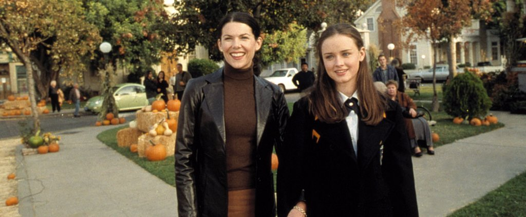 Not Only Is the Gilmore Girls Revival So On, but the Cast Is Sharing Pics From the Set!