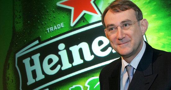 Heineken CEO Praises Obama's 'Very European' $10 Oil Tax Plan