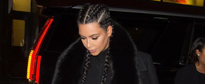 "Kim Kardashian Steps Out in NYC Following ""Self-Imposed Diet Exile"" Comments"