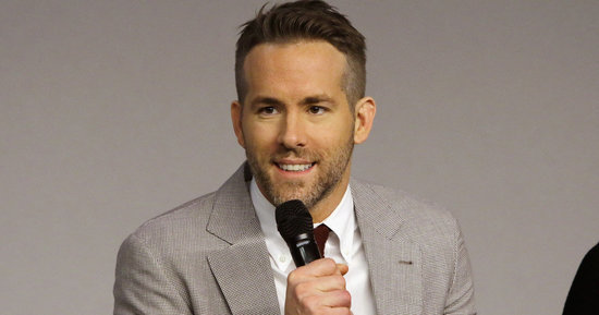 'Sexiest Dad Alive' Ryan Reynolds Gets Real About Having A Daughter