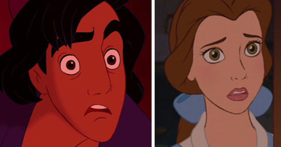 You Missed This 'Aladdin' And 'Beauty And The Beast' Connection
