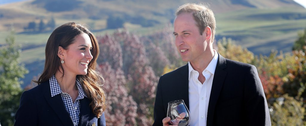 Will and Kate's Matchy-Matchy Style Will Make You Swoon!