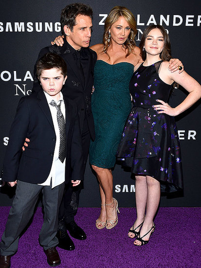Next Up, Magnum: Ben Stiller's Son Masters Blue Steel at Zoolander 2 Premiere