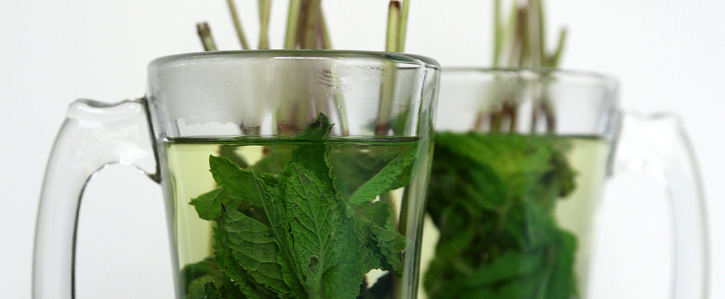 Drink This Minty Lemon Tea and Feel the Toxins Melt Away