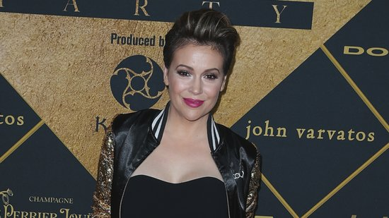EXCLUSIVE: Alyssa Milano Talks Post-Baby Fashion, Motherhood and a Possible 'Charmed' Reunion
