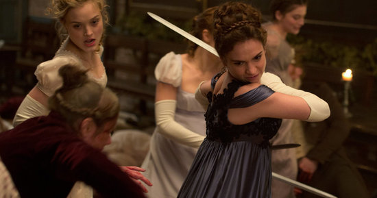 What 'Pride and Prejudice and Zombies' Tells Us About Women And Marriage