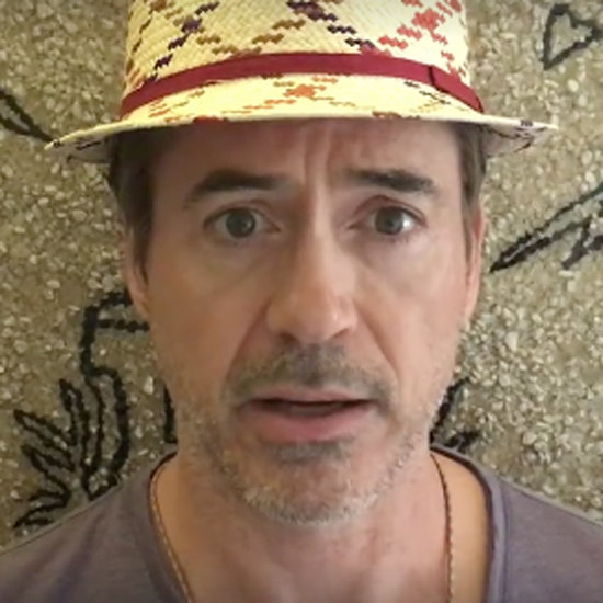 Robert Downey Jr.'s Avenger Message For Sick Boy