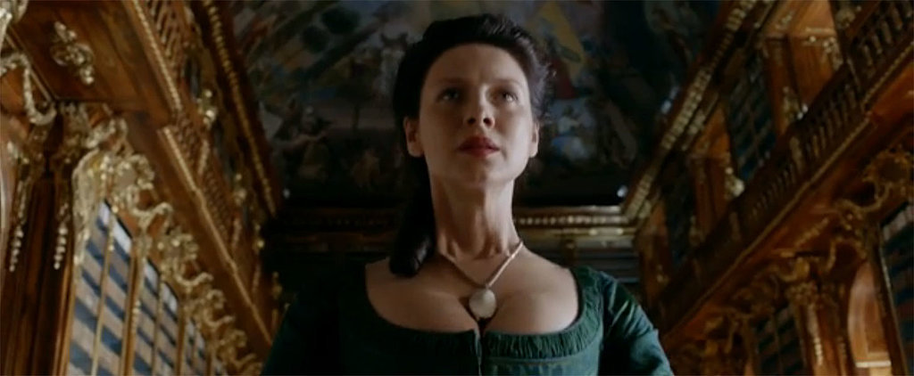 Claire and Jamie Try to Rewrite History in the Trailer For Outlander's Second Season