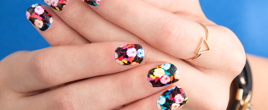 Disney Fans Will Flip Over These Princess-Inspired Nail Wraps