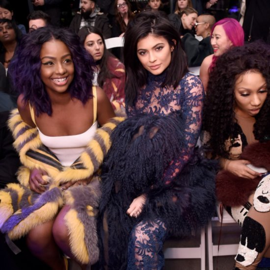 Celebrities Front Row at New York Fashion Week Fall 2016