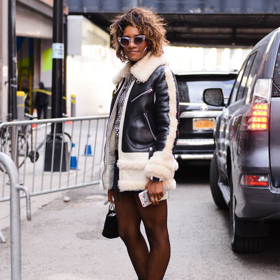 New York Fashion Week Street Style Fall 2016
