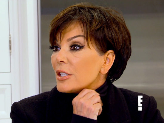 Kris Jenner Snaps at Kim Kardashian West for Opening Her 'Big Mouth' to Caitlyn About Kendall Walking in the Victoria's Secret F