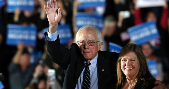 Bernie Sanders Embodies Trend Of The 'Spiritual But Not Religious' American