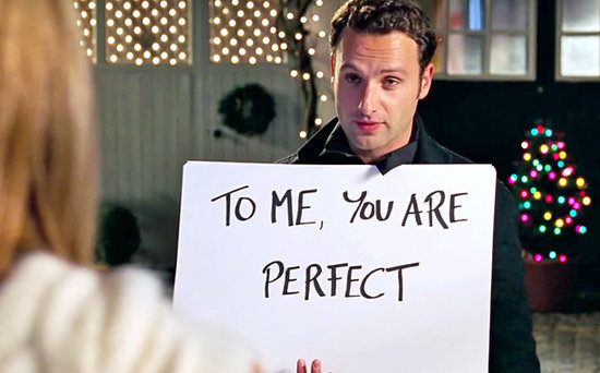 FROM EW: Andrew Lincoln Agrees His Love Actually Character Is a 'Stalker'