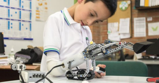 Kids May Soon Be Able To Build Their Own Prosthetics Out Of Legos