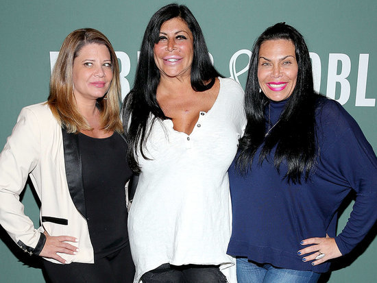 Mob Wives Stars Support Big Ang During Stage 4 Cancer Battle: 'We Are Putting Our Differences Aside and Fighting This Fight with