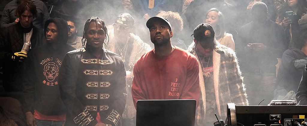 The 13 Highlights From Kanye West's Yeezy Show You Just Can't Miss