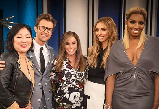 Is 'RHOA' Star NeNe Leakes Causing Trouble on the Set of 'Fashion Police'?