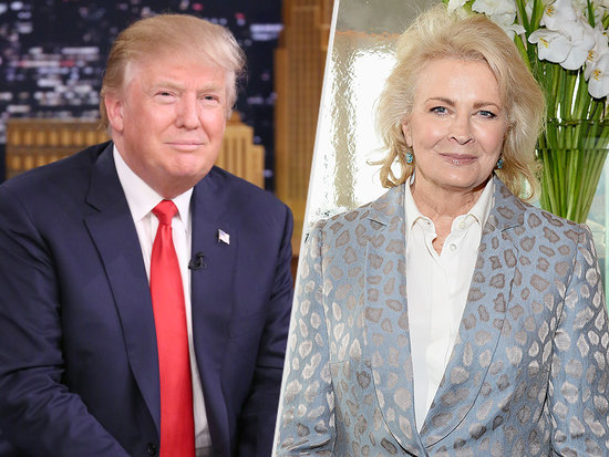 Candice Bergen Says Her Date with Donald Trump Was 'Short' - but She Does Remember His Burgundy Limo