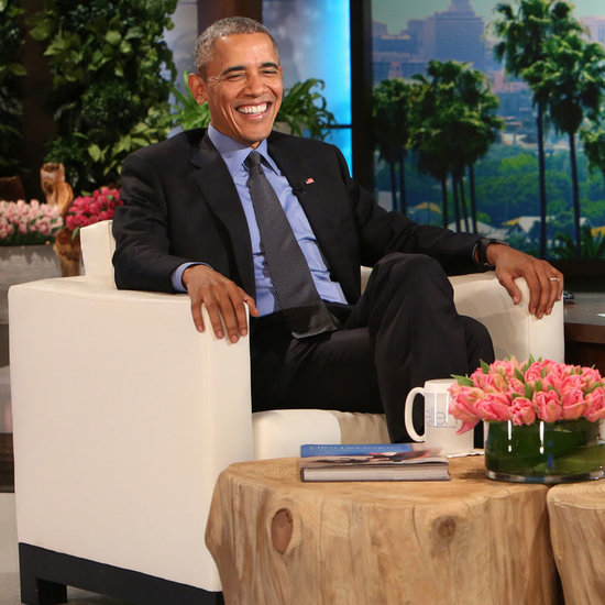 President Obama on The Ellen DeGeneres Show February 2016