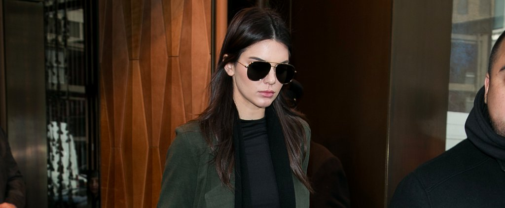 Kendall Doesn't Even Need a Runway to Steal the Spotlight at NYFW