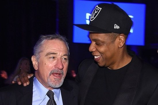 Have No Fear, Jay Z And Robert De Niro Are Friends Again