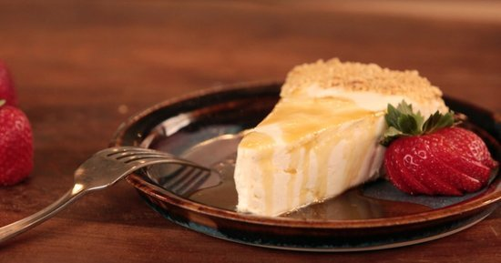 A 'Cheesecake' So Good, You'll Swear You're Eating The Real Thing