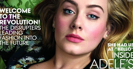 There's Something Missing On Adele's New Vogue Cover