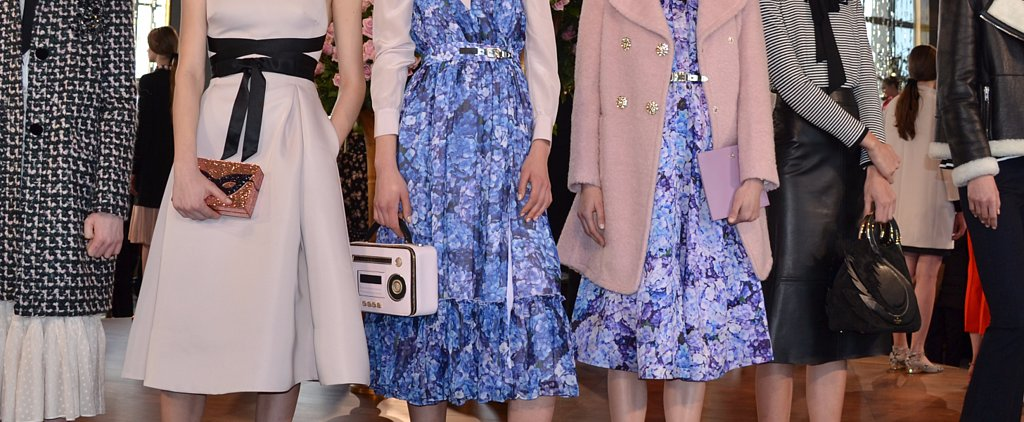You'll Want to Get Up-Close and Personal With Kate Spade's Fall Collection