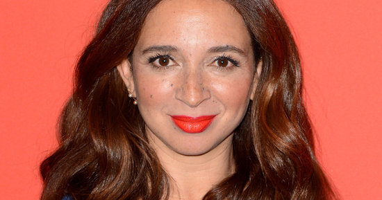 Maya Rudolph Is Nostalgic for the Days When Actresses Did Their Own Makeup