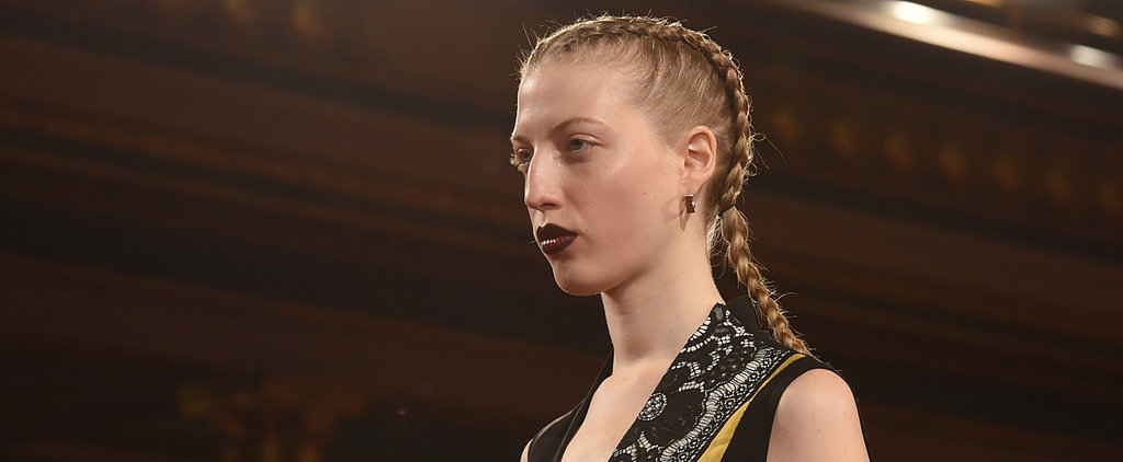 The Hot-Off-the-Runway Braid Styles You Need to Know Now