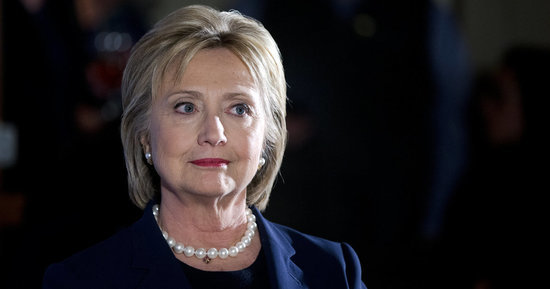 Hillary Clinton Is The Ultimate 'No' Woman
