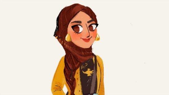 What Would Disney Princesses Look Like As Modern 21st Century Teens?
