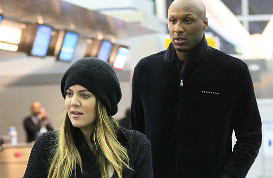 Lamar Odom May Be Gearing Up to Break Khloe Kardashian's Heart Again