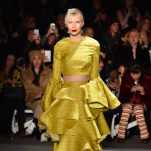 Christian Siriano Fall 2016 Collection