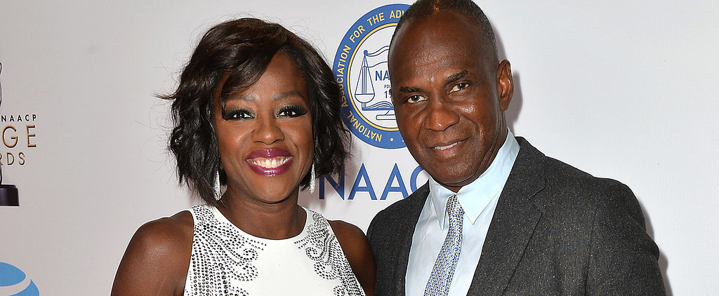 Viola Davis and Her Husband Renew Their Vows After More Than a Decade of Marriage