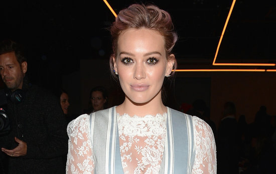 Hilary Duff Rocks A Casual Night In After Fashion Week