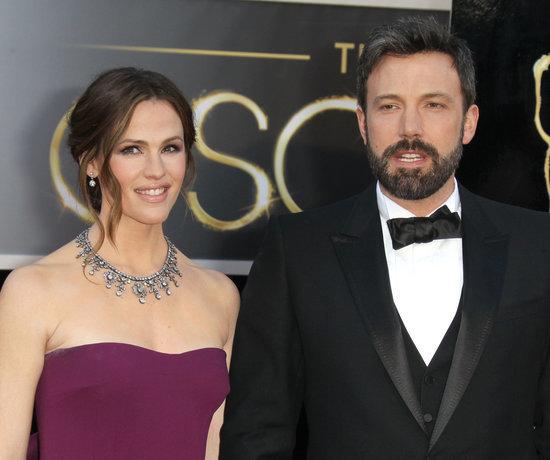 Jennifer Garner and Ben Affleck Spend Valentine's Day Together (For the Kids)