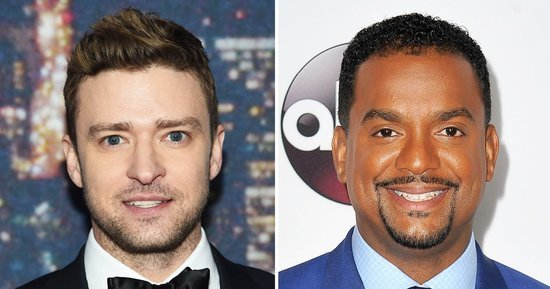 Justin Timberlake Does 'The Carlton' on Golf Course With 'Fresh Prince' Alum Alfonso Ribeiro