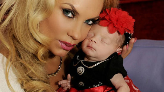Coco Austin Proudly Shares New Photos of Baby Chanel
