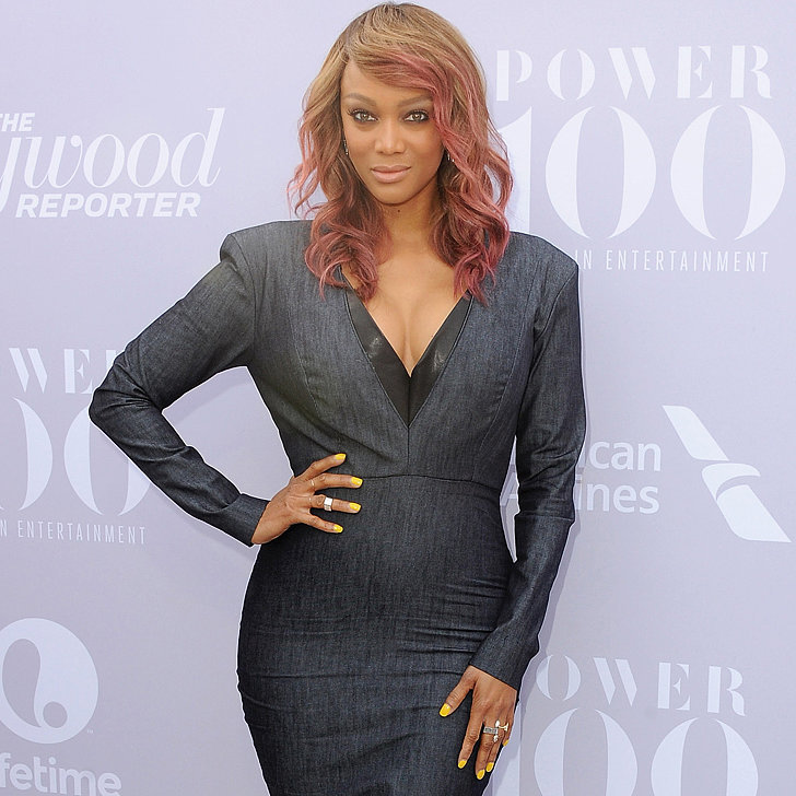 Tyra Banks And Son: Tyra Banks's First Photo Of Son