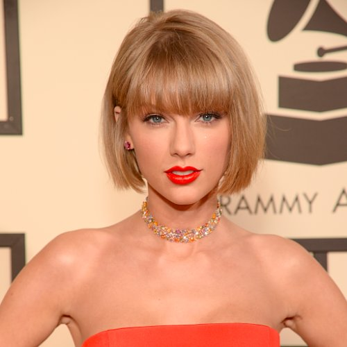 Taylor Swift Haircut Grammy Awards 2016