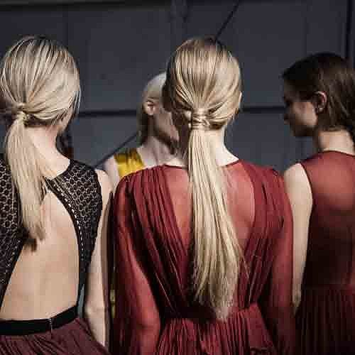 Braid Trends at NYFW Autumn Winter 2016