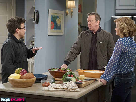 FIRST LOOK: Jonathan Taylor Thomas Is Calling the Shots Now - as the Director of an Upcoming Last Man Standing