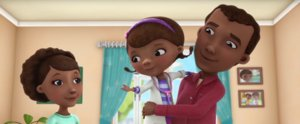 Disney's Doc McStuffins Is Featuring an Adoption Storyline This Spring, and We Have a Sneak Peek!